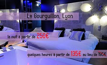 Une Chambre D Hotel A Lyon Hotel Et Chambre Avec Jacuzzi