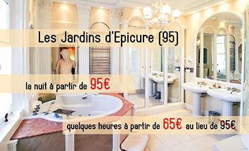 publicits - Chambre Avec Jacuzzi Privatif Ile De France